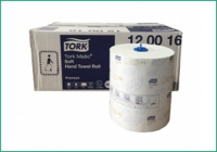 06-   Tork Matic Handtuchrollen Premium TAD 120 Meter, 6 Rollen