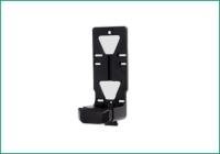 04-   L-Serie Wandhalterung  1-Liter-Kartusche für Sprühpumpe schwarz