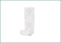 06-   L-Serie Wandhalterung  1-Liter-Kartusche für Sprühpumpe weiß