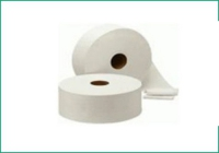 01-   Toilettenpapier Maxi 2-lagig Natur, 6 Rollen